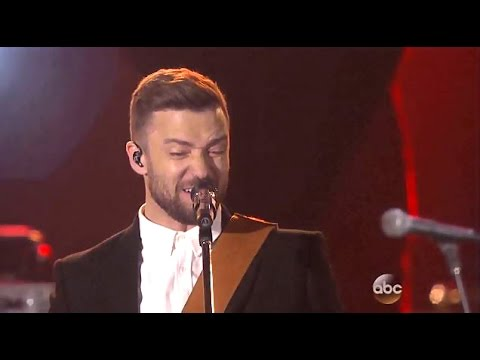 justin timberlake chris stapleton drink you away cma