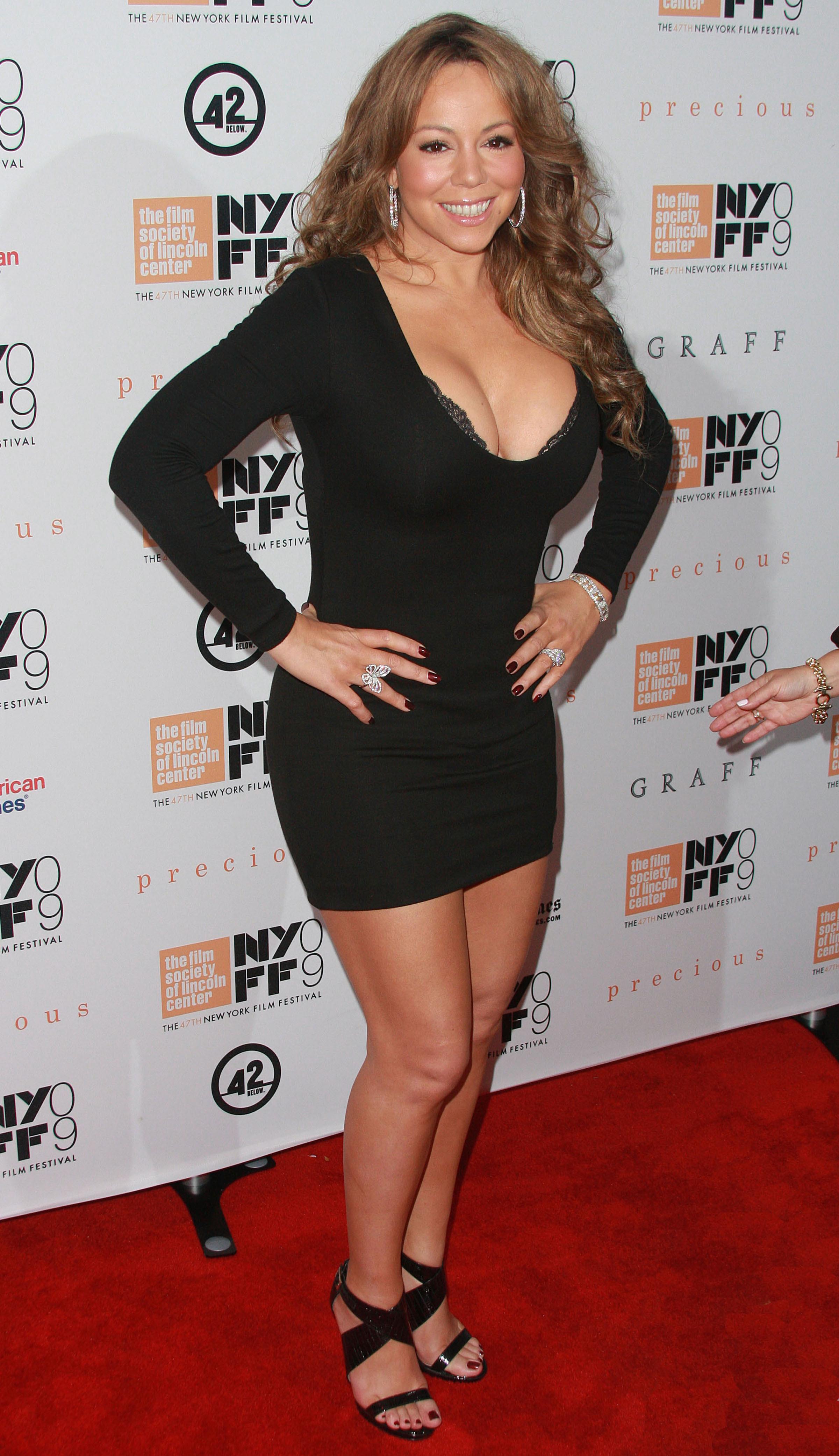 Feet Mariah Carey nude photos 2019