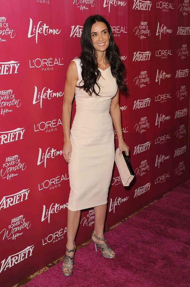 Demi Moore Red Carpet ...