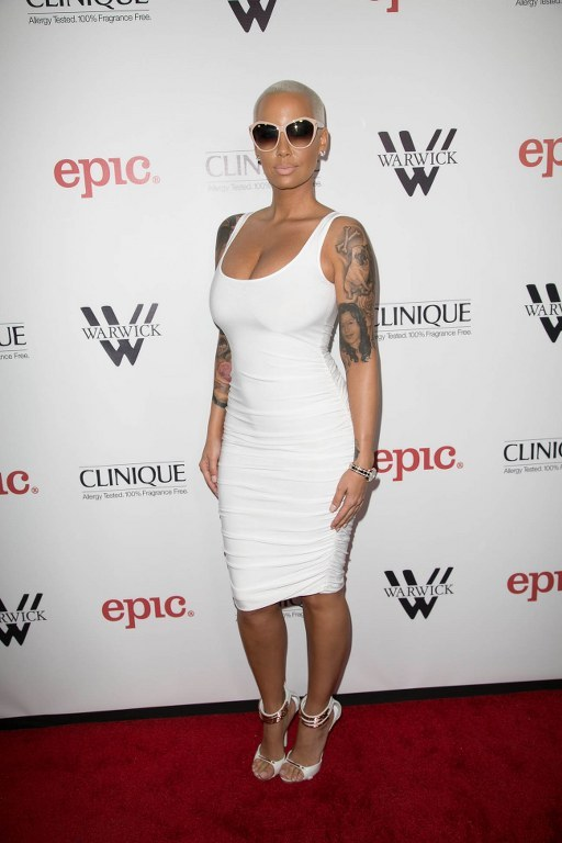 Amber Rose Red Carpet Photos Meeko Spark Tv