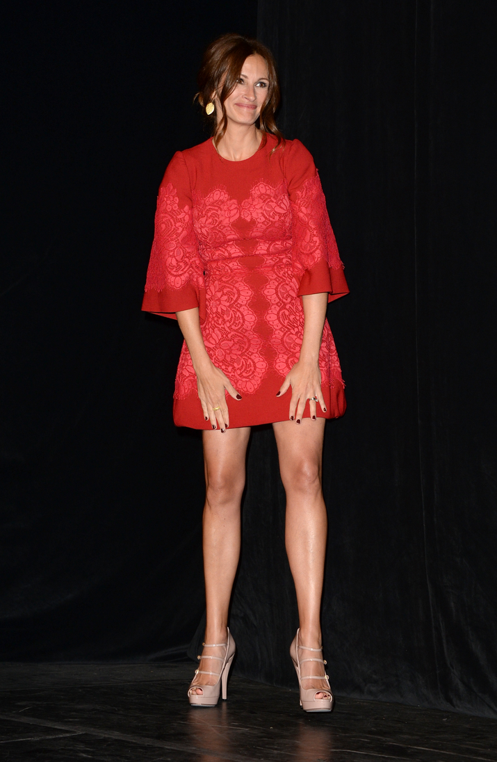 Julia Roberts Red Carpet Photos Meeko Spark Tv