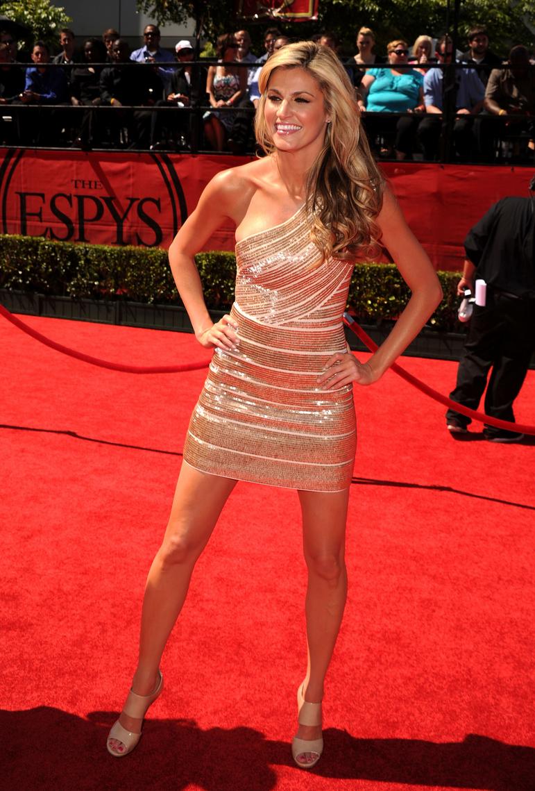 Lindsey Vonn Instagram >> Erin Andrews Red Carpet Photos – Meeko Spark TV