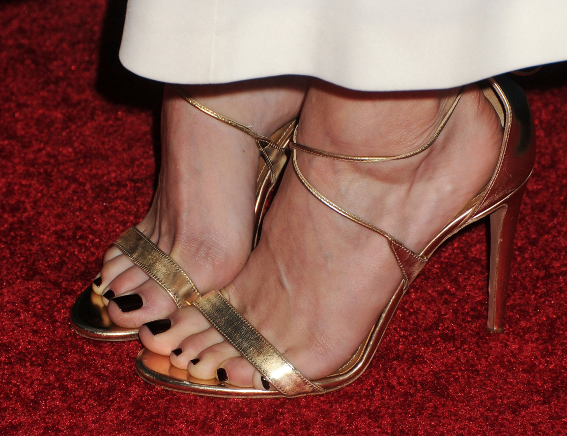 Emmy Rossum Red Carpet Fashion & Celebrity Shoes – Meeko ...