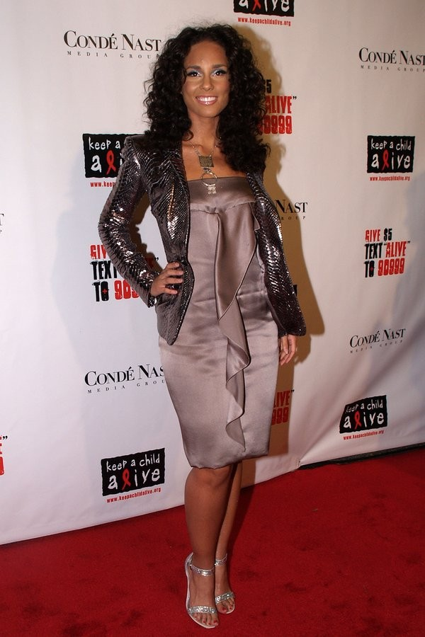 Alicia Keys Red Carpet Photos – Meeko Spark TV