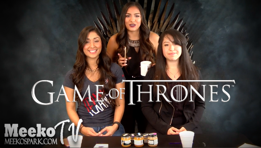 Game Of Thrones Baby Food Challenge With Season 6 Trailer