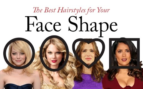 What\'s The Best Haircut For Your Face Shape – Meeko Spark TV
