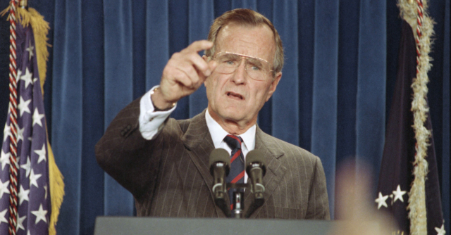 a biography of george herbert walker bush a president of the united states of america George walker bush, also known as george w bush, was the 43rd president of the united states he is the eldest son of george h w bush, who was the 41st president.